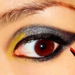 pakistani eyes makeup 2014 9