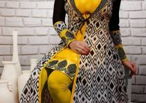 Bollywood's Actresses Georgette Dresses Collection 2014-15 1