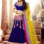 Cbazaar Gharara Choli Beautiful Styles Variety 2014 (3)