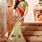 Cbazaar Gharara Choli Beautiful Styles Variety 2014 (4)