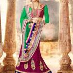 Cbazaar Gharara Choli Beautiful Styles Variety 2014 (5)