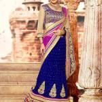 Cbazaar Gharara Choli Beautiful Styles Variety 2014 (6)