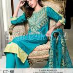 Chantilly de Chiffon from Cambric Mid Summer 2014 by GulAhmed 1