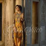 Colourful Cross Stitch Laides Function Use Summer Outfits 2014 (6)