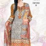 Dawood Cotton Dress Collection 2014 4