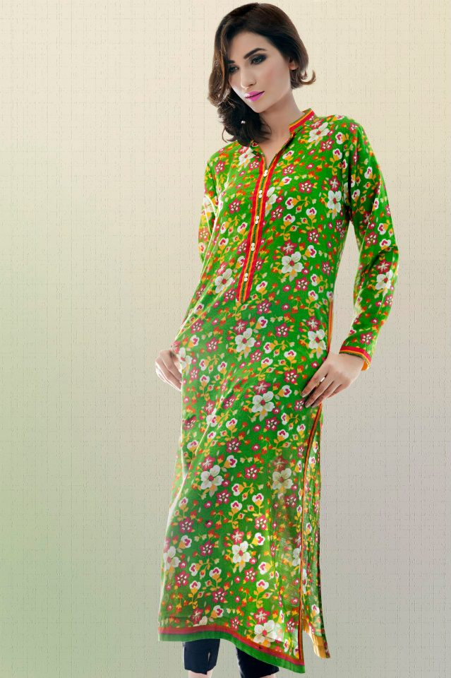 Different Colorfull Aalishan Eid Party Outfits 2014 for Female  Bonanza (2)