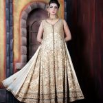 Fall Lengthy Frock Style for Eid Function by Amirah (1)