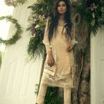 Females High Class Lovely Clothes 2014 By Sana Salman (4)