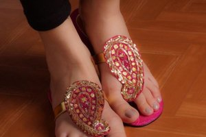 Latest Footwear Collection For Eid Ul Azha By Borjan Shoes (1)