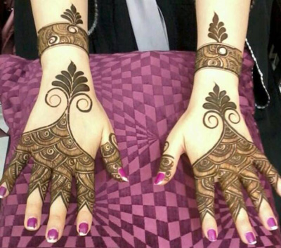 New Eid Mehndi Designs Collection 2017