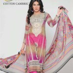 Naveed Nawaz textiles Star Cotton Cambric Collection 2014-15 29