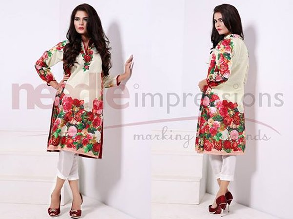 Needle Impressions Eid Clothes 2014 For Females (6)