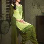 Patiala Attractive Garments Styles for Ladies Occasion (4)