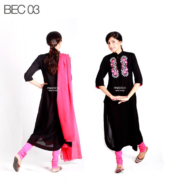 Pinkstich Women Sacrifice Day Outfits Design 2014 (4)