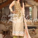 Rujhan Best Cool Summer Suits 2014 For Ladies (3)