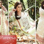 Trendy Pareesa Bakra Eid Have on Outfits 2014 by Chen One (6)