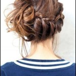 Wonderful Cool Hairstyles For Elegant Festivities Fashion 2014 (1)