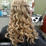 Wonderful Cool Hairstyles For Elegant Festivities Fashion 2014 (4)