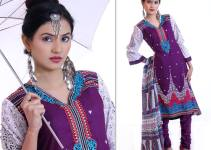 Exclusive Eid Gallery 2014 For Girls By Ghani Textile (1)