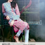 Gul Ahmed Ideas Winter Dresses Collection 2014-15 1