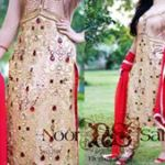 Noor Saharre pre fall dresses collection 2014-15