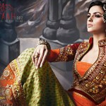 RupaliOnline Party Wear Frocks Collection 2014-15 1