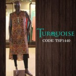 Turquoise New Autumn Dresses Collection 2014-15 3