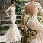 Wedding Event Outfit Design 2014 By Rami Salamoun (3)
