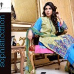 karam Collection Autumn 2014 VOL-4 By Jubilee Cloth Mills 10