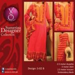 sumerina Designer Collection by VS Textile Mills 2014-15