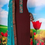 Ann Rose Fashion winte casual wear dresses collection 2014-15