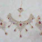 Bridal & Wedding Jewellery Sets Collection 2014-15 7