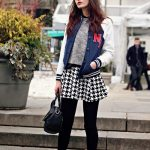 Cool Strategies to Pull Off Skirts and Footwear Vogue (7)