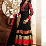 Ladies Wear Beautiful Anarkali Dresses Fashion 2015 (3)