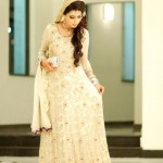 Most Recent Pakistani Beautiful Wedding Clothes UK For Females 2014-15 (1)