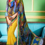 Outstanding Evening Wear Sarees Collection 2014-15