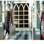 Rabea Kurti Collection 2014-15 By Shariq Textile 2