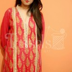 Taslees Lovely Winter Wear Garments Collection 2014-15 (4)