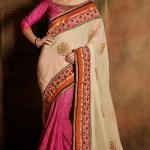 Ethnic Designer Wear Saree 1