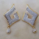 Gold Plated party Earrings collection 6