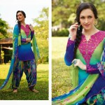Indian Design Radiance Patiala Cold Weather Collection 2014-15 (1)