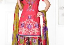 Indian Design Radiance Patiala Cold Weather Collection 2014-15 (5)
