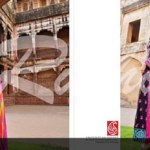 Range Cotton Collection By Rujhan Fabric 1