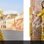 Range Cotton Collection By Rujhan Fabric 2