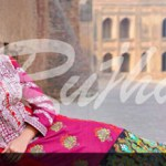 Range Cotton Collection By Rujhan Fabric 6