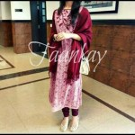 Taankay winter dresses Collection 2014-15 7