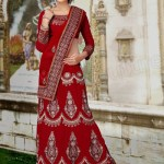 Wedding Wear Lehenga Sarees 10