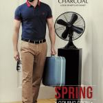 Charcoal Latest Spring Dresses 2015 For Men (3)