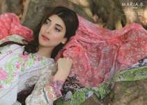 Maria B Summer lawn collection 2015 for women (1)