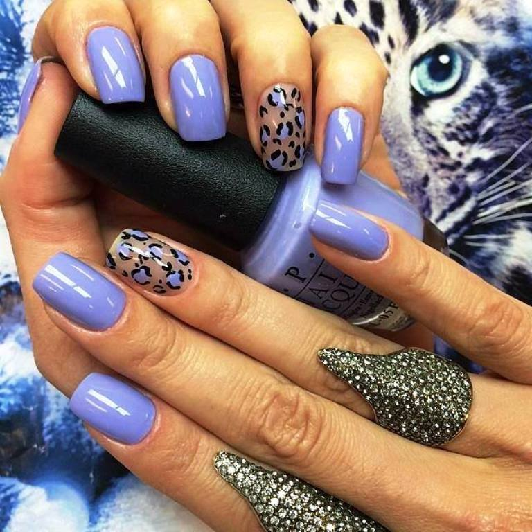 Lovely & Colorful Nail Art 2015 for Girls (1)